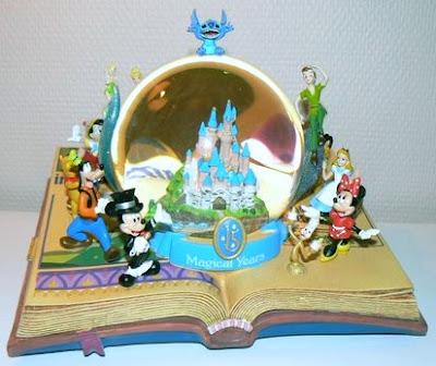 Disney collectibles march 2008 - Disney weihnachtskugeln ...