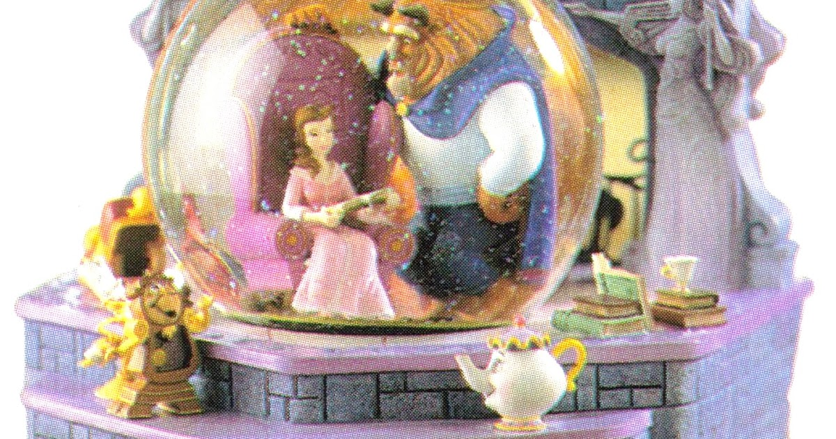 how to build a beauty and the beast library