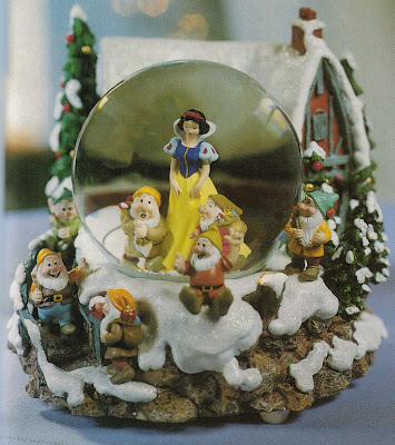 Snow White christmas