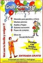 Tiaguanaco en el Hurlingham Club