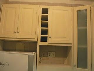 D muebles de cocina con tecnica de raye for Muebles de cocina wilde