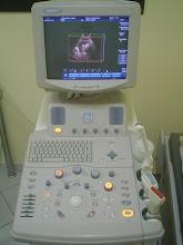 Aparelho para Ecografia ou Ultra-Sonografia II