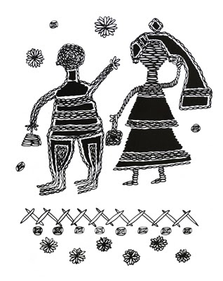 Folk Designs From Punjab likewise Simple New Kolam Image also 4616 additionally Folk Designs From Gujarat together with 534. on tamil nadu home design