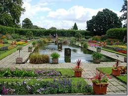 Viaje a londres for Jardines de kensington