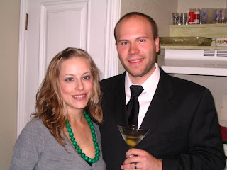 Dr. Sean Couch and his wife Theresa