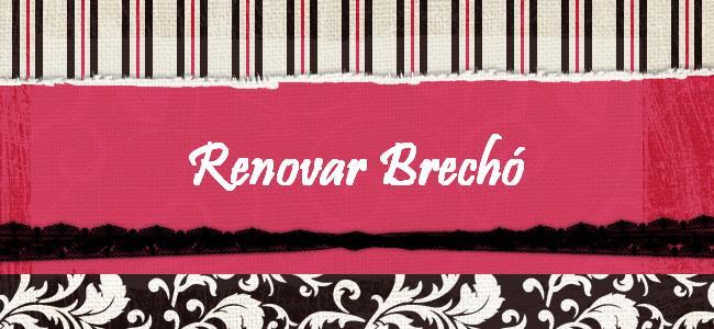 Renovar Brechó