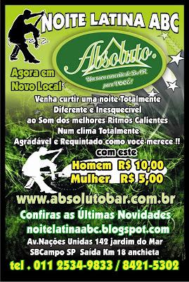 Noite Latina no ABC Brasil