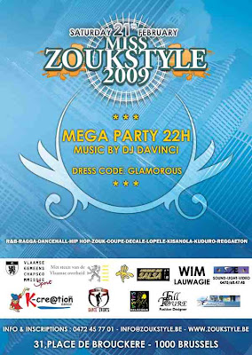 Mega Party, Dress Code Glamorous = R&B, Hip Hop, Reggaeton, Dancehall and more .....