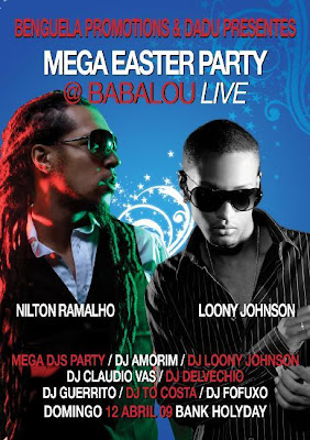 Nilton Ramalho and Loony Johnson Live @ Babalou London