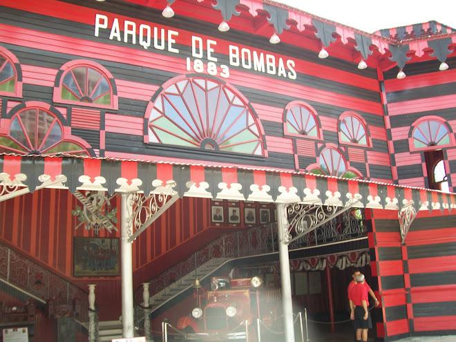Parque de Bomba en Ponce