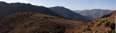 Марокко. Поход по горам Атласа и берберским деревням