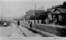 Penpol Terrace, Hayle 1903