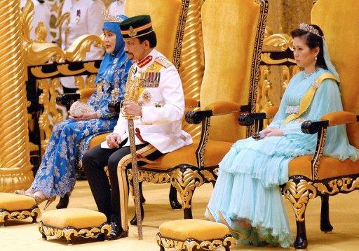 KI Media: Sultan of Brunei divorces third wife