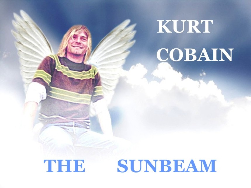 Kurt Cobain The Sunbeam