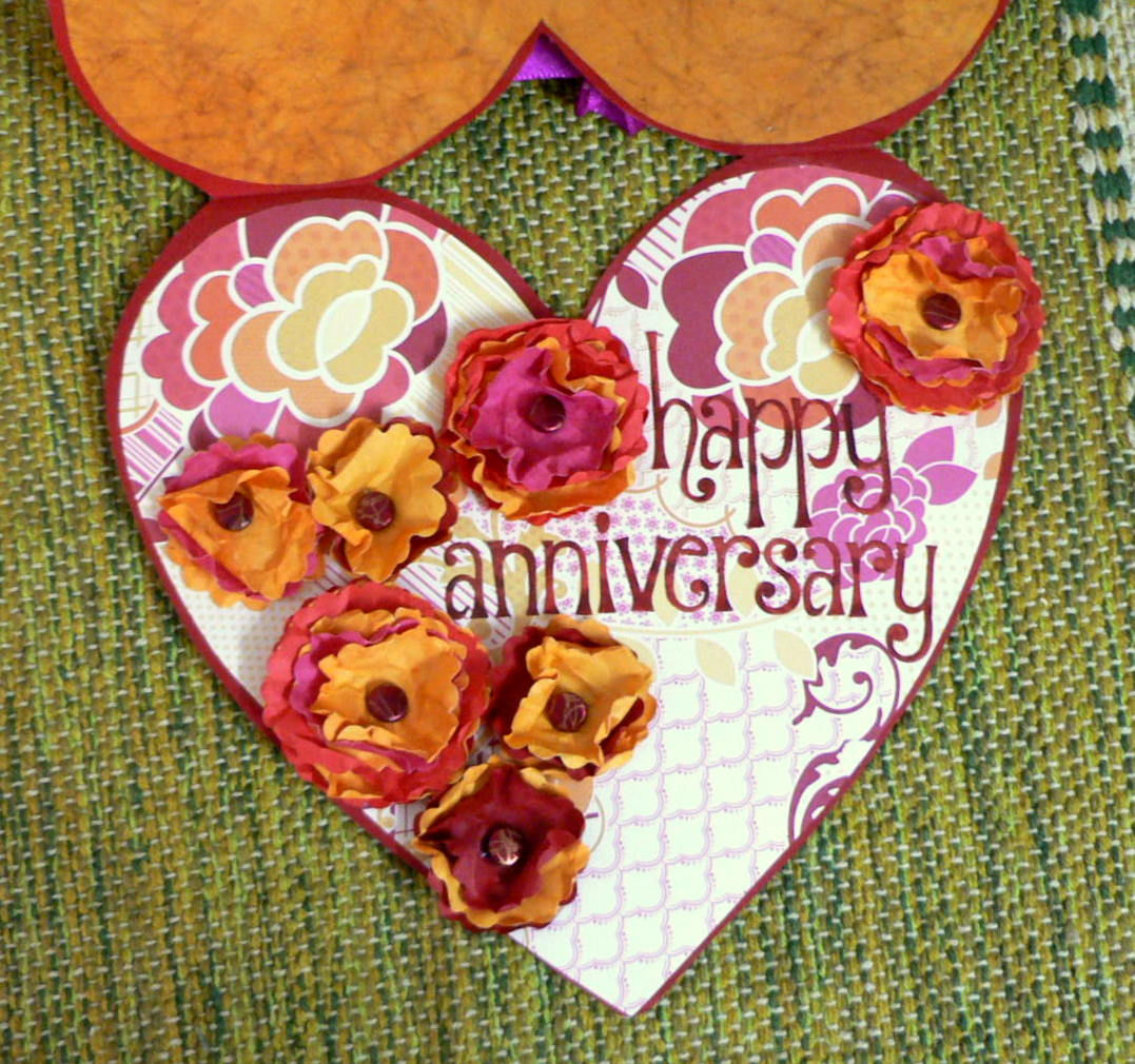 First Anniversary Cards Greeting