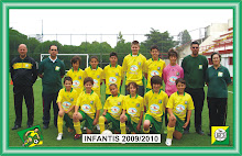 Equipa Infantis 2009/2010