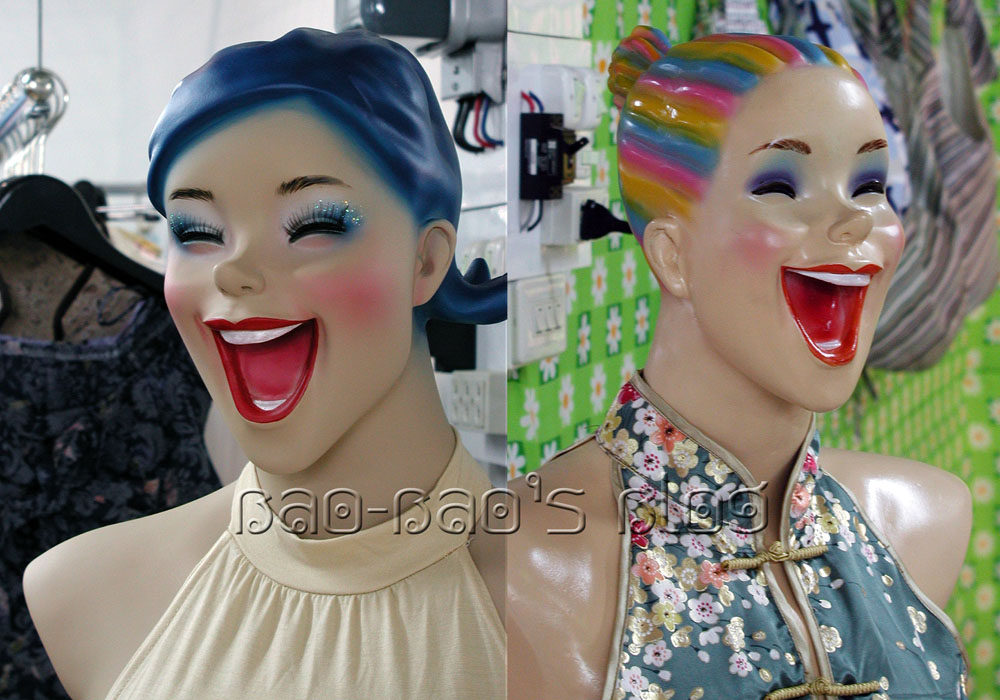 These 20 Creepy Mannequins Are the Stuff Nightmares Are Made Of ...