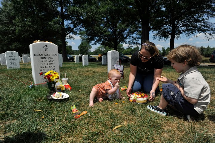 HBO: Section 60 Arlington National Cemetary: Home