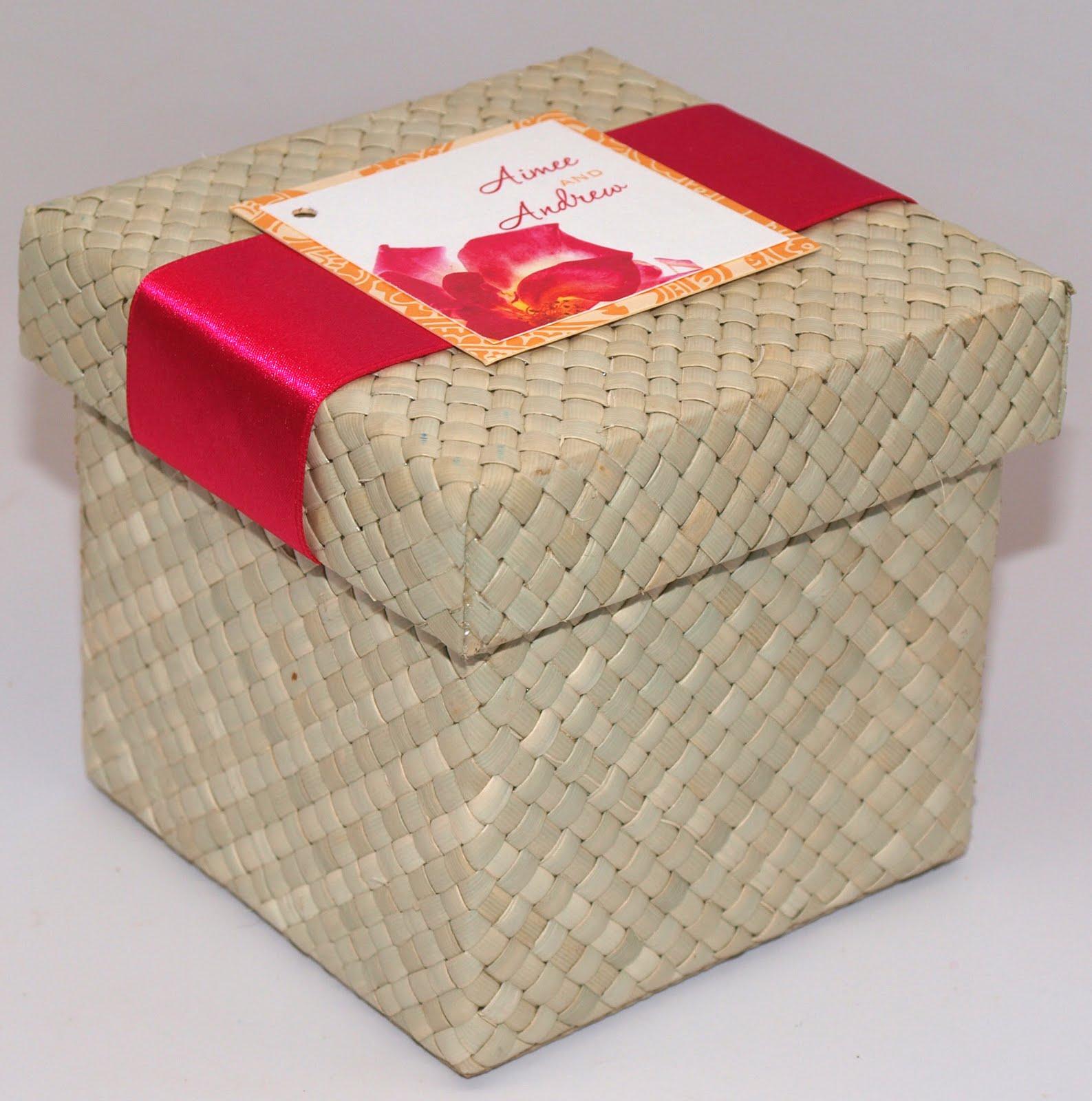 wedding favors green wedding favor boxes pandan lidded boxes
