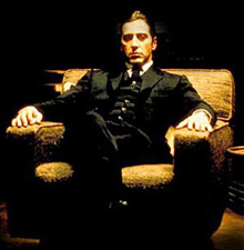 Al Pacino - Don Michael Corleone