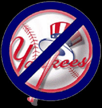 The New York Yankees...