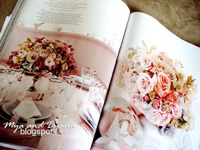 another creations of mya&dyana: Winter 2009, Martha Stewart Weddings