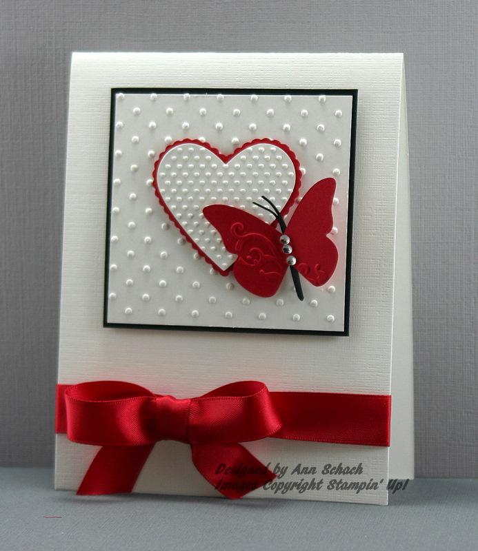Скрапбукинг с днем святого валентина