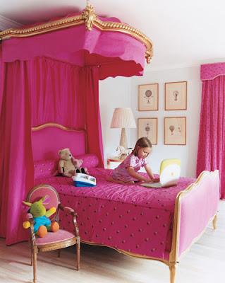 Girls nautical crib bedding - Children S Dream Rooms Toddler Princess Mod Tot Has Begun The Princess
