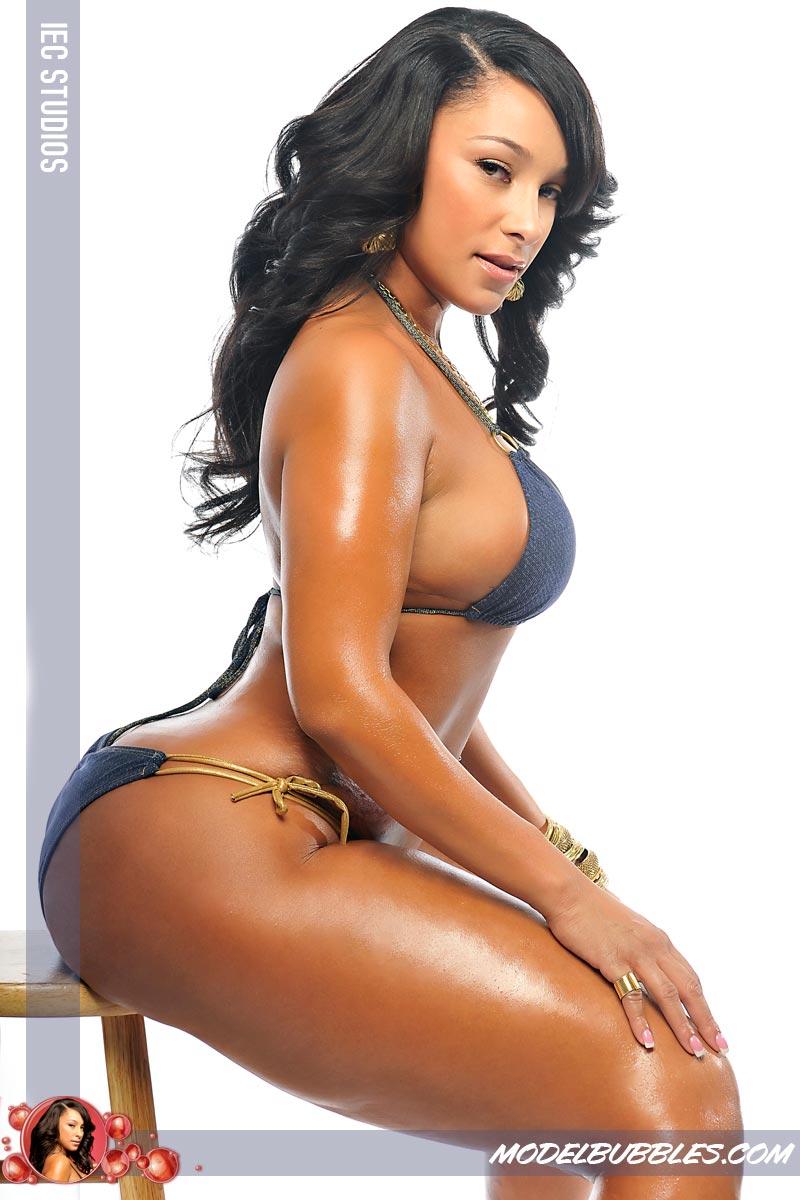 Super Big Ass Ebony