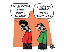 I laureati