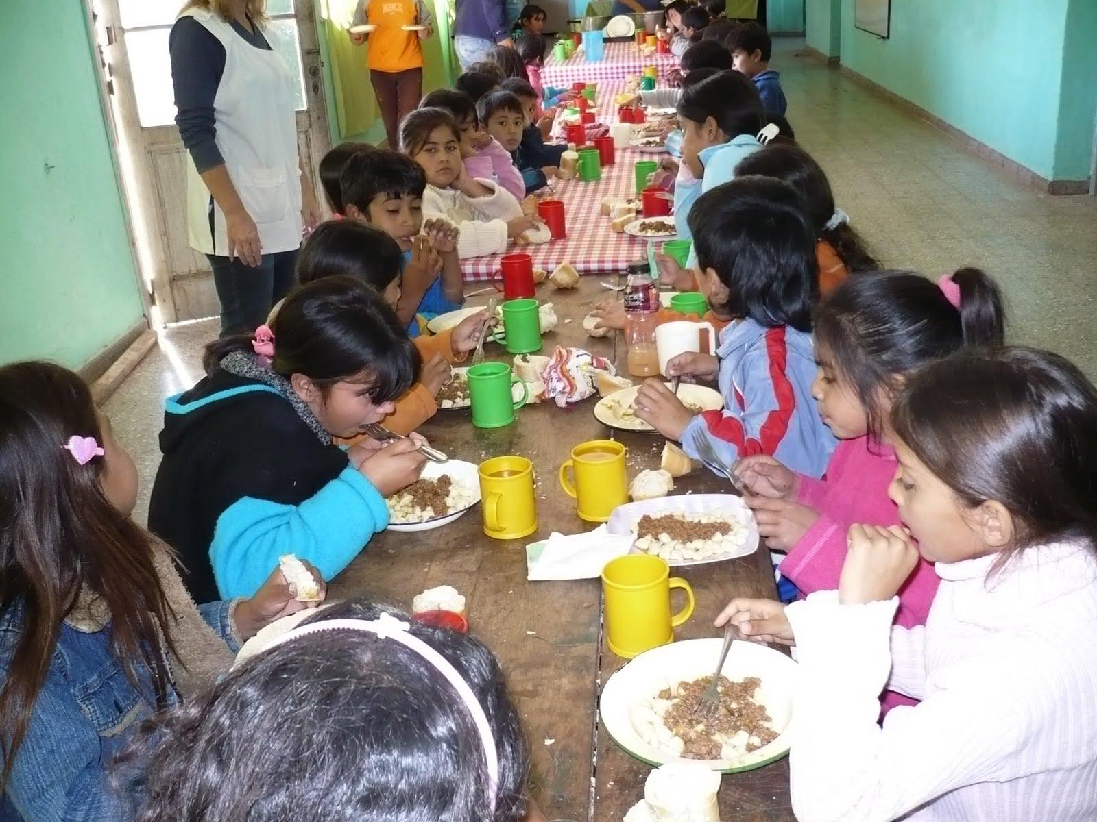 Una aproximaci n a la historia de la egb n 186 comedor escolar - Proyecto de comedor escolar ...