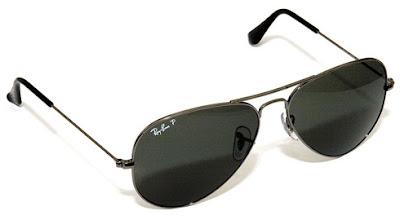 Óculos escuros Ray-Ban Aviador