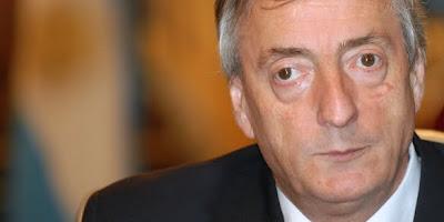 Néstor Kirchner morreu