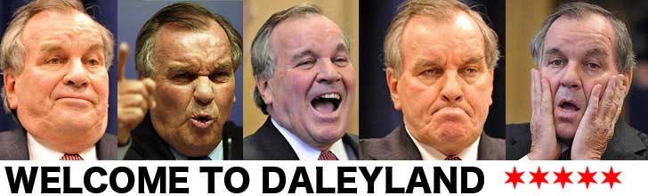 WELCOME TO DALEYLAND