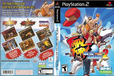 Fatal Fury - Battle Archives - Vol.2