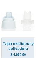 TAPA MEDIDORA