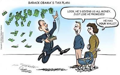 obama giving away money