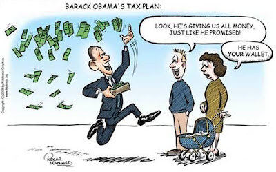 obama giving away money