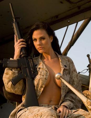 QUELLE EST LE NOM DE L'ARME - Page 5 Gungirls