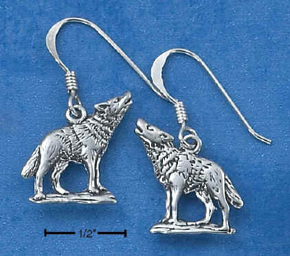 Beautiful Wolf  Jewelry