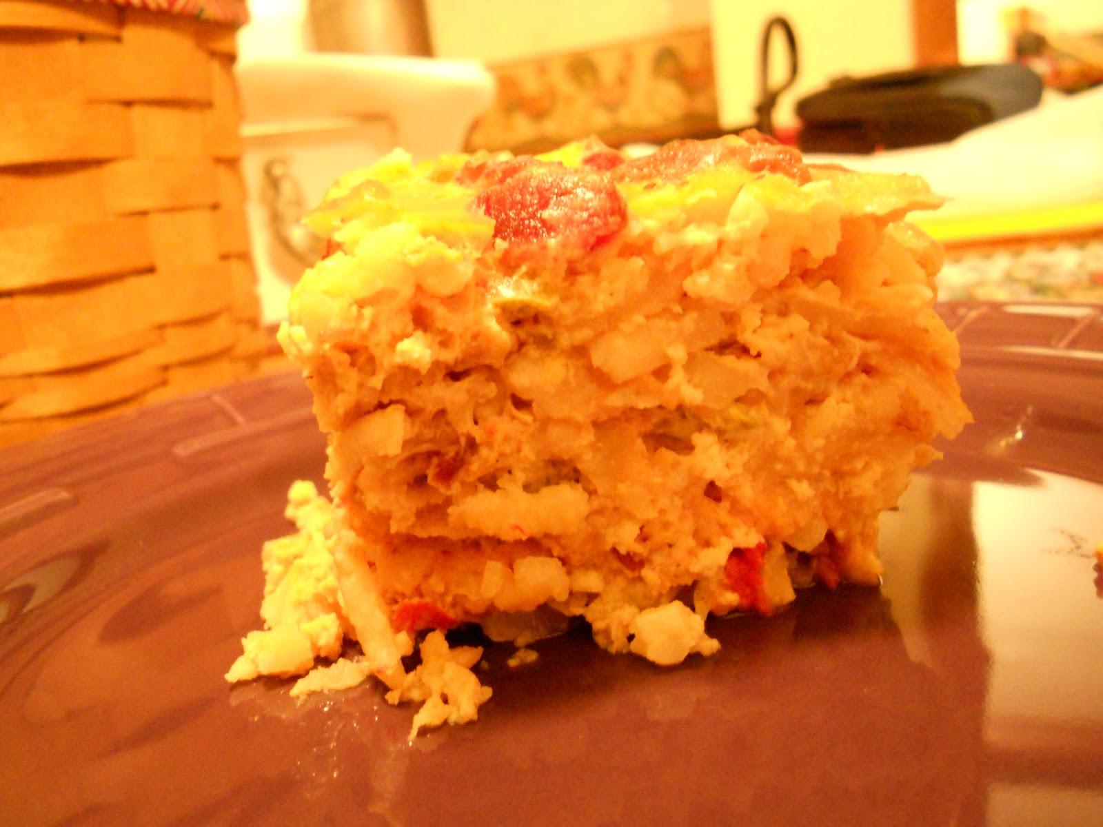 A latte 39 with ott a crock pott recipe egg brunch casserole for Crockpot breakfast casserole recipes