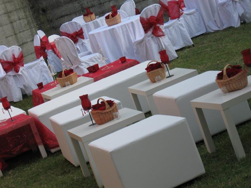 Matrimonio In Bianco E Rosso : Matrimonio in corso real event allestimento rock shabby