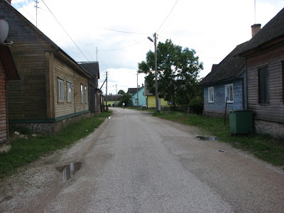 Street at Peipsi