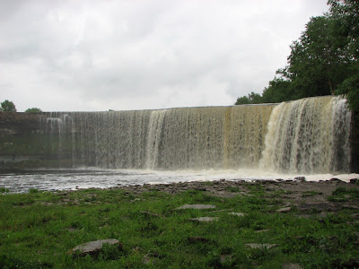Jagala waterfall