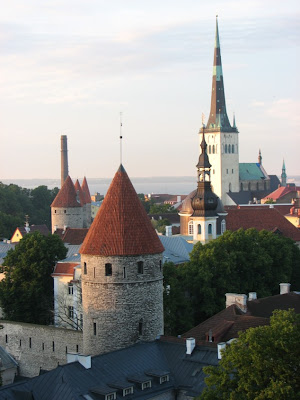 Tallinn old town