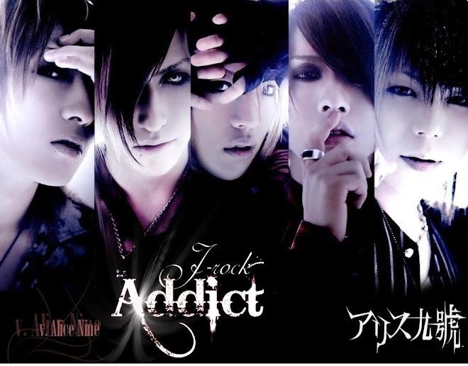 - J-Rock Addict - v 0.2 Alice Nine - || Blog Download ||
