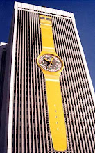 Swatch Clock, Tokyo, Japan