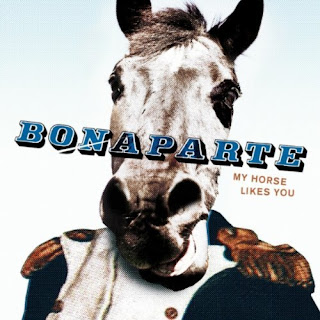 bonaparte my horse likes you front Bonaparte   My Horse Likes You (2010)