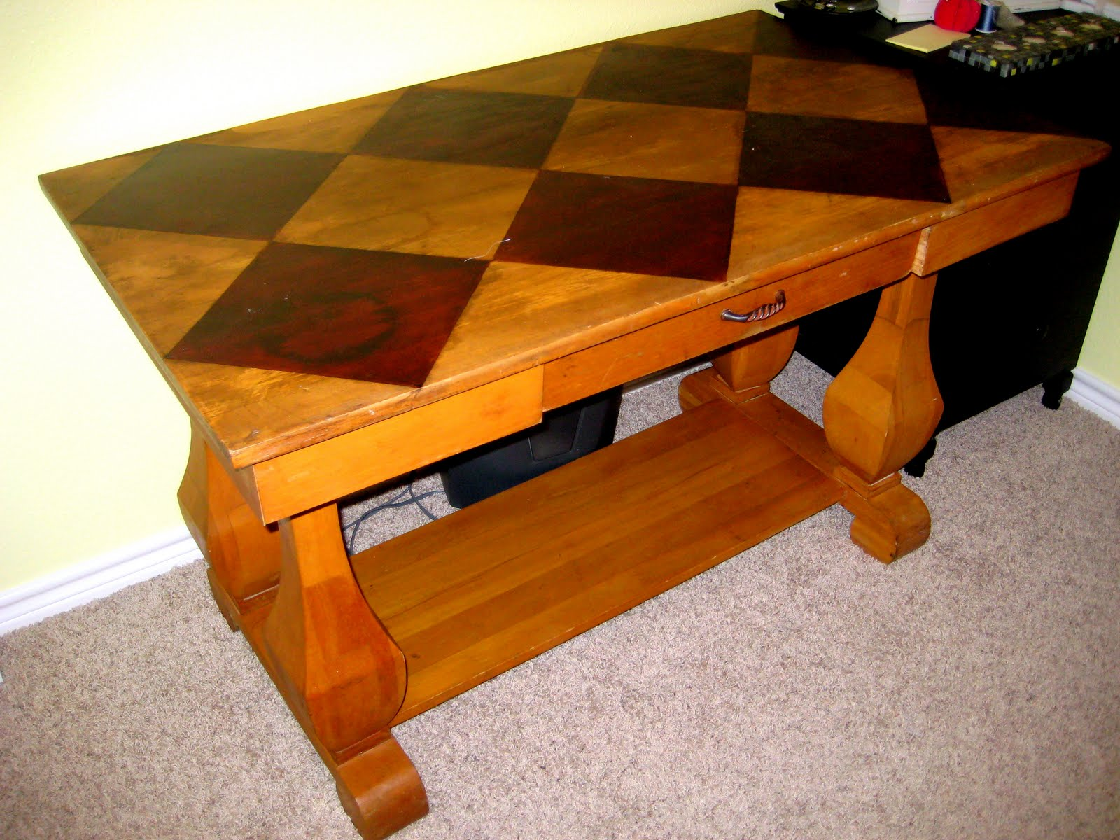 DIY Coffee Table C R A F T