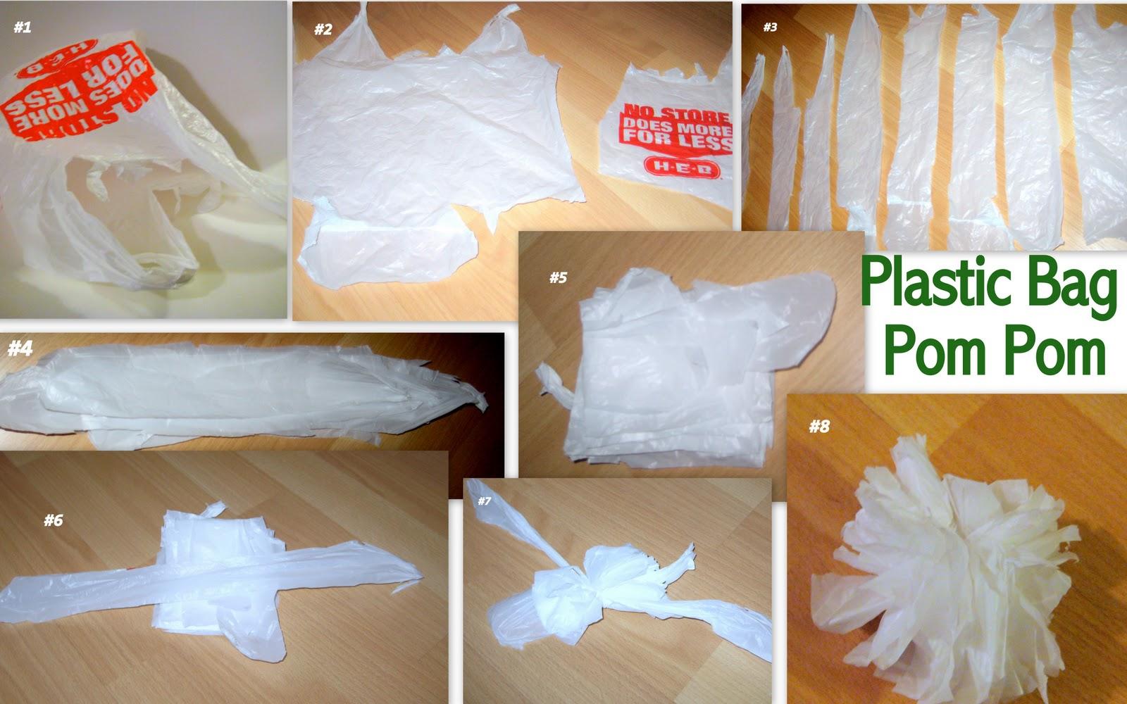 plastic bag craft